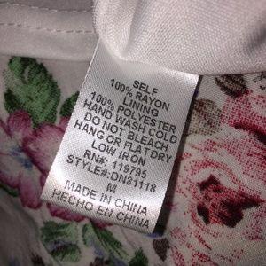 Modcloth Dresses - Modcloth moon Brand Floral Dress Size M